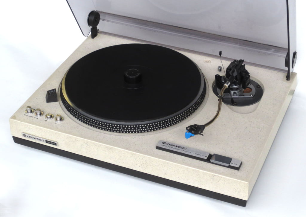 Kenwood Kd 500 Kd 550 Direct Drive Turntable Review