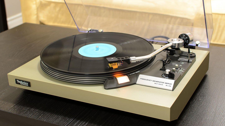 Technics Sl 23 Turntable Service And Repair Liquid Audio